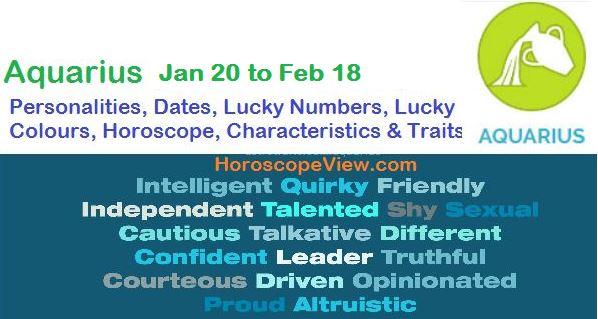 What is Aquarius Horoscope
