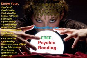 psychic reading 2021